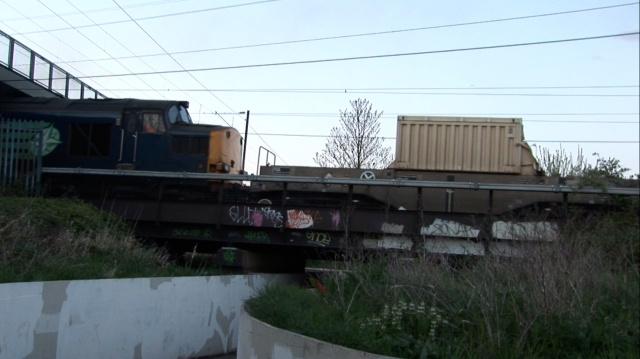 nuclear train of lea marsh