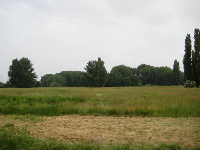 The former golf course at Leyton Marshes
