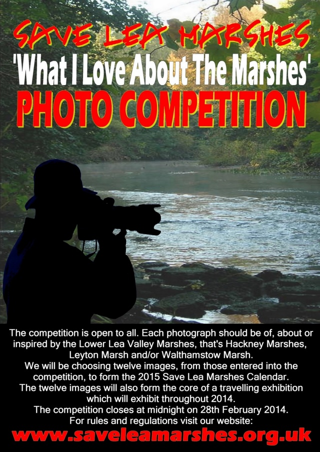 SLM Photo Comp Poster